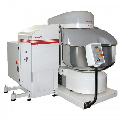 EASY R - OVERTURNABLE BOWL  SPIRAL MIXERS